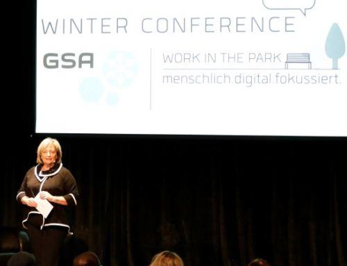 PRESSEMITTEILUNG – Rückblick 2. GSA Winter Conference